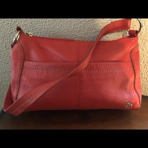 Beautiful The Sak Rose Colored ZIP Handbag